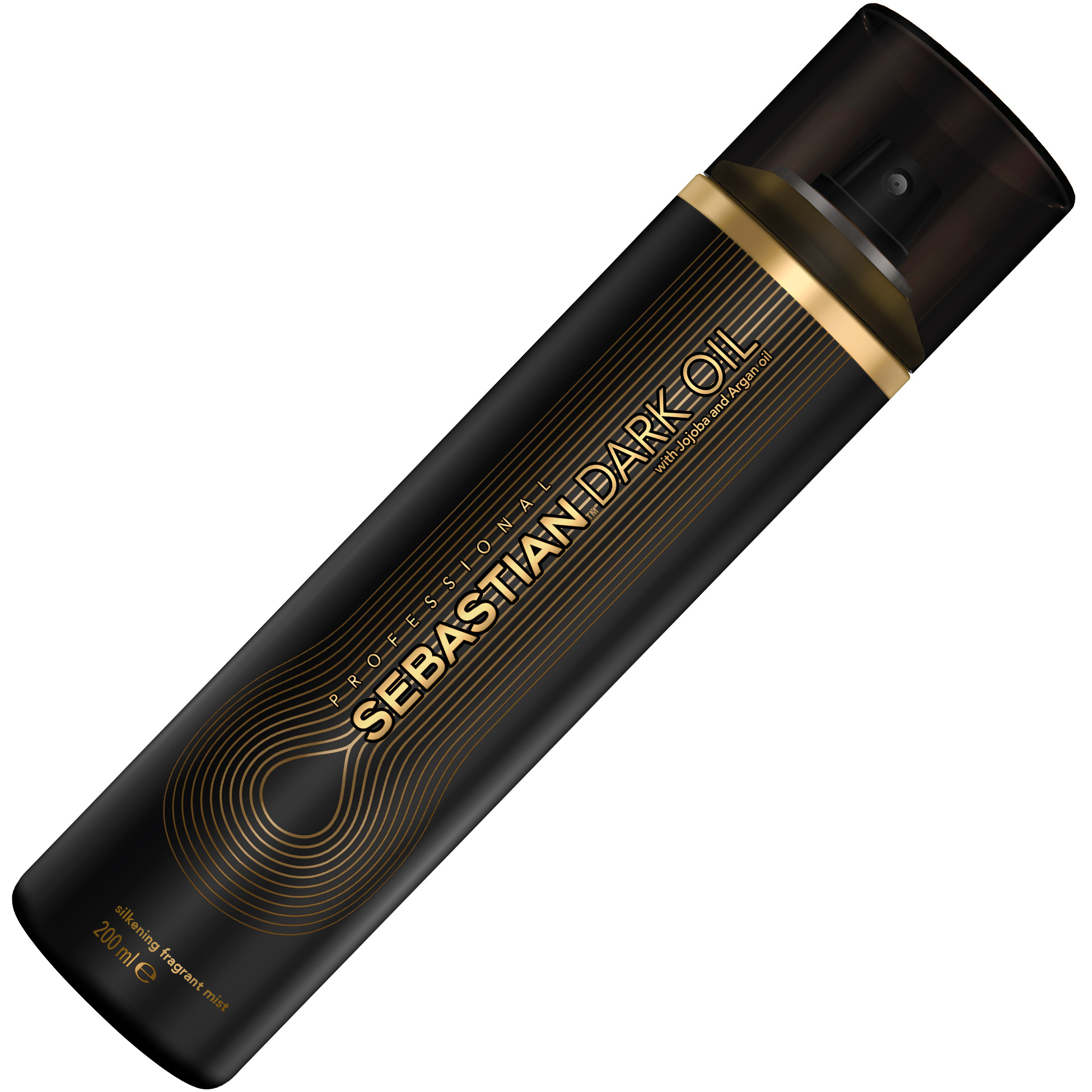Sebastian Dark Oil Silkening Fragrant Mist (200ml)