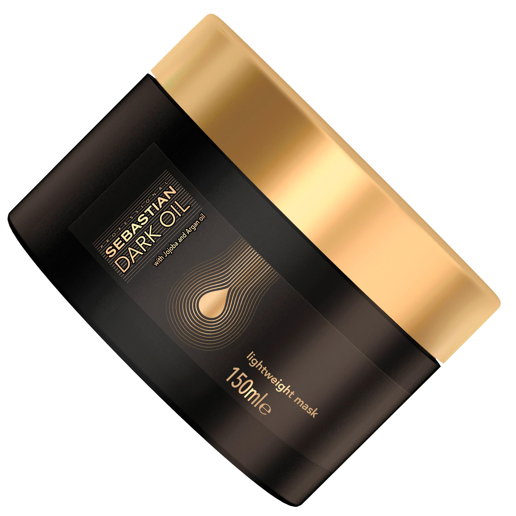 Sebastian Dark Oil Maske (150ml)