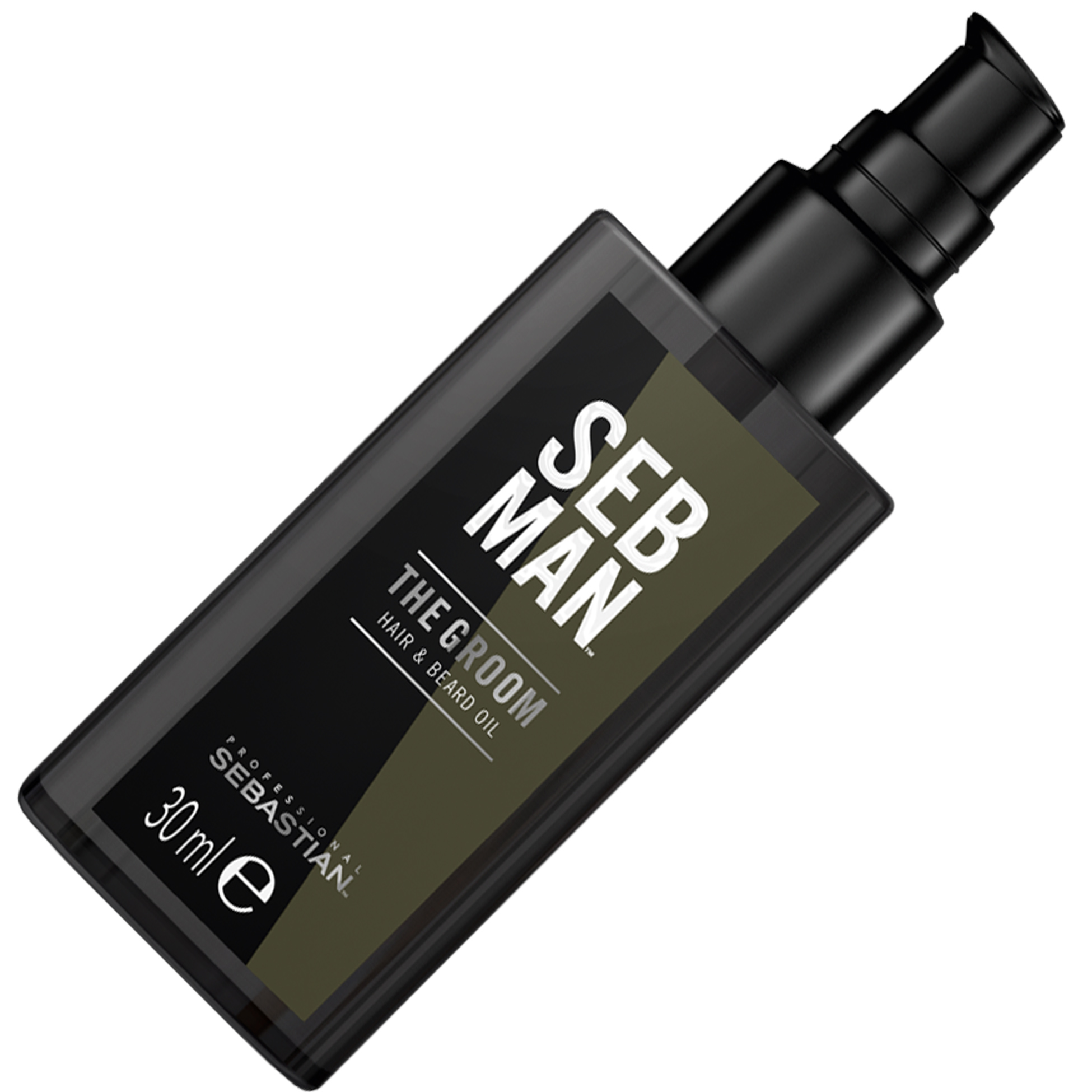 SEB MAN The Groom Oil (30ml)